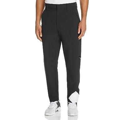 95bb2e968747 adidas Mens Mesh Lined Zip Pocket Athletic Pants Black M at Amazon ...