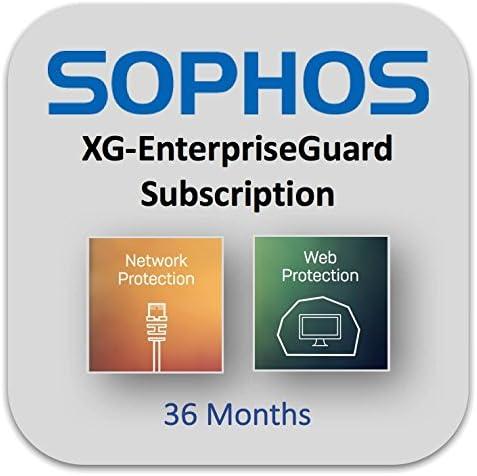 Sophos 24 Month Sophos XG 86 /& XG 86w EnterpriseGuard with Enhanced Support NG8B1CSEA // NG8B2CSEA // NG8B3CSEA