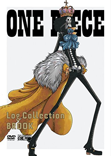 "ONE PIECE ワンピース Log Collection ""BROOK"""