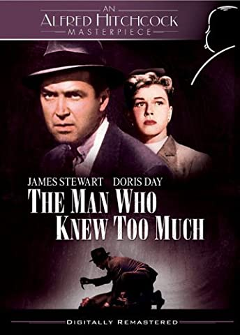 Man Who Knew Too Much [DVD] [Region 1] [US Import] [NTSC] (The Man Who Knew Too Much Dvd)