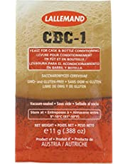 Lallemand Dry Yeast - CBC-1 (11 g) (Pack of 5)