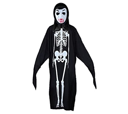 Shape Mi Máscara de Drácula con Traje Esqueleto Disfraz de ...