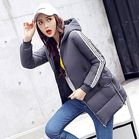 Xuanku Winter's Coat Frauen Baumwolle, Die In Der Lange Abschnitt Der Eigenanbau Daunenjacke Baumwolle - Gefütterte Jacke