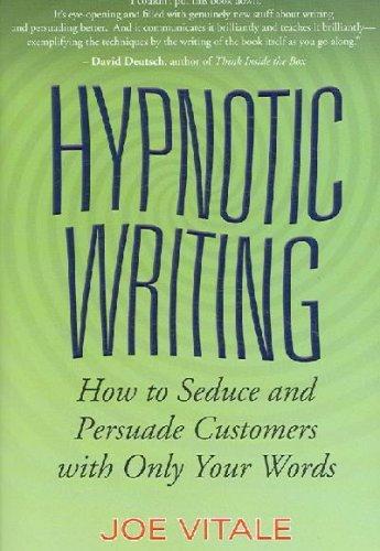 Hypnotic Writing pdf