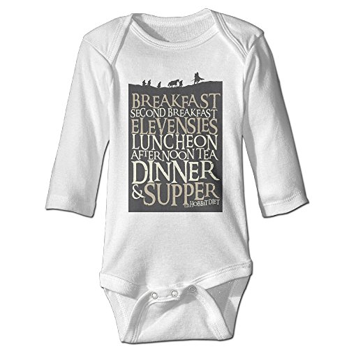 Lord Of The Rings The Hobbit Poster Toddler Baby Onesies Outfits (Lord Of The Rings Outfits)
