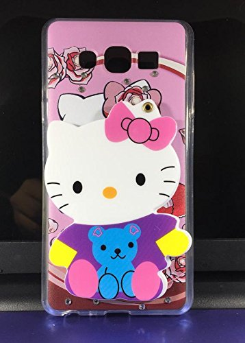d2165c667 Aarnik Mirror Soft Kitty Designer Case Back Cover for: Amazon.in:  Electronics