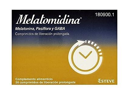 Melatomidina 30 comprimidos