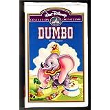 DUMBO, Collection Chefs-D'Oeuvre (EN FRANÇAIS (DOUBLÉ AU QUÉBEC), FILM VHS, NTSC)
