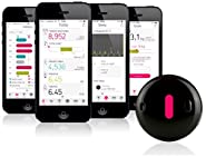 Fitbug Orb Bluetooth Activity Tracker - Retail Packaging - White