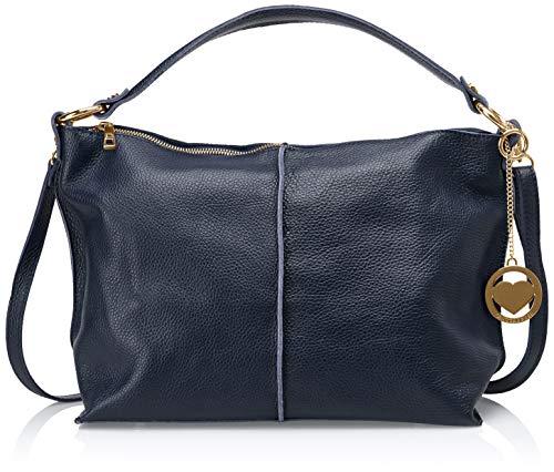 Cbc3307tar Chicca Hombro dark Borse Mujer Y De Blue Bolsos Shoppers Azul CC5rxP4