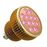 LED Grow Light Bulb, TaoTronics Full Spectrum Grow Lights for Indoor Plants, Grow Lamp, Plant Lights...