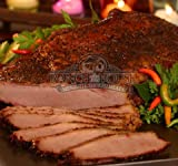 MESQUITE SMOKED BEEF BRISKET WHOLE - 4 LBS