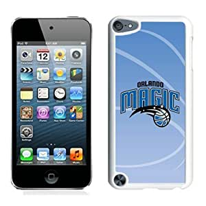 New Custom Design Cover Case For iPod Touch 5th Generation Orlando Magic 11 White Phone Case
