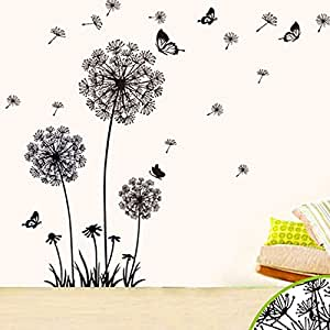Dandelion Wall Sticker
