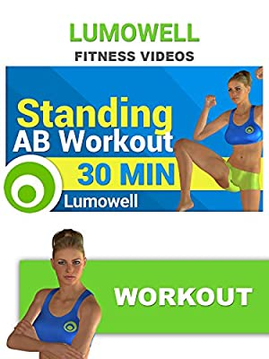 Fitness Videos: Standing AB Workout - 30 Minutes