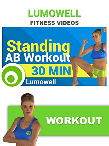 Amazon.com: Fitness Videos: Standing AB Workout - 30