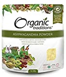 Organic Traditions Organic Ashwagandha Root Powder 7 oz Pkg For Sale