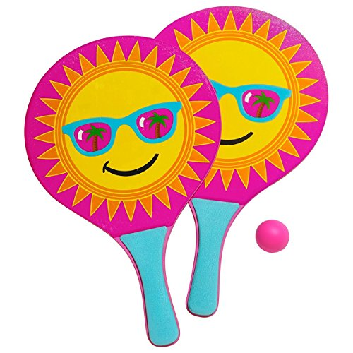 3C4G Summer Vibes Paddle Ball Set