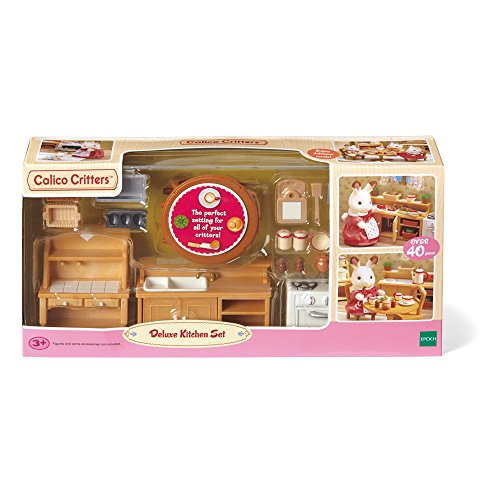 calico critters deluxe kitchen set furniture furniture On kitchen set node attributes
