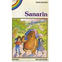 Sanarin / Rene Escudie (Arc-en-poche) [ILLUSTRATED - IMPORT]