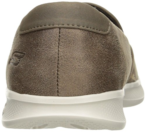 Determined Flat Taupe Step Go Lite Women's Skechers Performance Loafer w0zqXCS