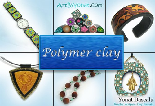 - Polymer clay: All the basic and advanced techniques you need to create with polymer clay