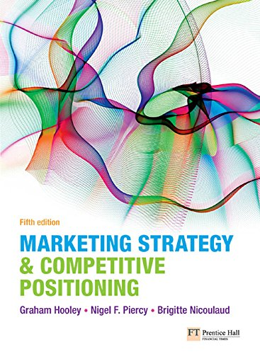 Marketing Strategy and Competitive Positioning: London College of International Business Studies (LCIBS)
