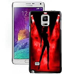 New Personalized Custom Designed For SamSung Galaxy S6 Case Cover For Dance Girl Silhouette Phone