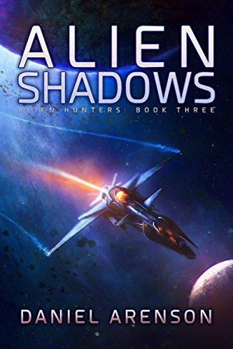 Alien Shadows (Alien Hunters)