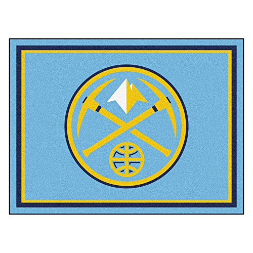 FANMATS 17449 NBA Denver Nuggets Rug by Fanmats