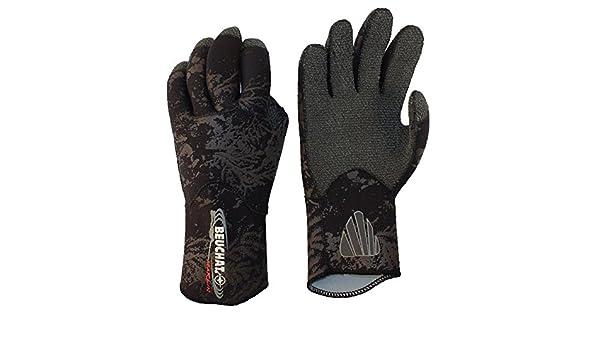 Beuchat - Marlin Gloves Kevlar 3 mm, Color Negro, Talla M/L ...