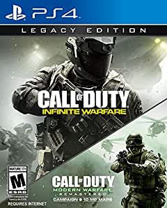 Call of Duty Infinite Warfare Legacy Edition by Activision For Playstation 4