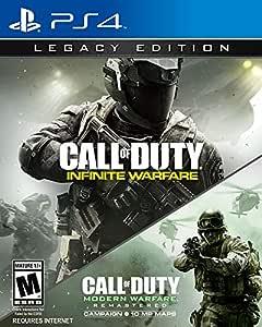 Call of Duty Infinite Warfare Legacy Edition (PS4)
