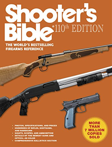 B.e.s.t Shooter's Bible, 110th Edition<br />W.O.R.D