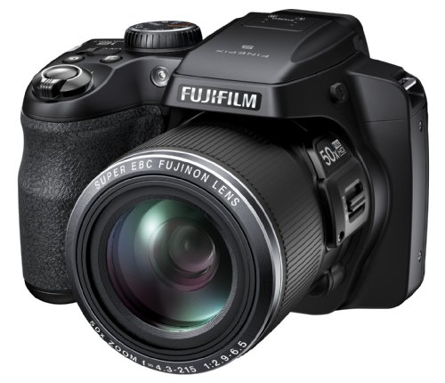 Fujifilm FinePix S9200 16 MP Digital Camera with 3.0-Inch LCD (Black)