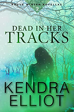 book cover of Dead in Her Tracks