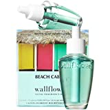 Bath and Body Works New Look! Beach Cabana Wallflowers 2-Pack Refills