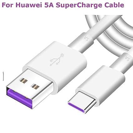 Amazon.com: Cable de carga súper de repuesto para Huawei P30 ...