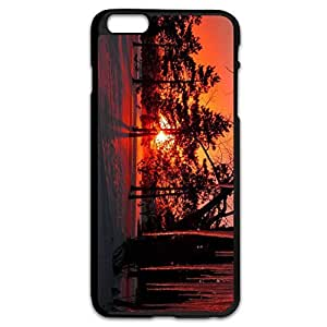 Durable Sunset Hard Case For IPhone 6 Plus