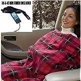 Trillium Car Cozy2 12V Heated Travel Blanket by Car Cozy
