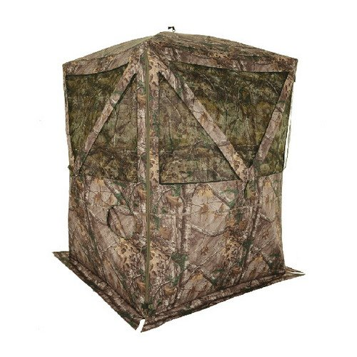 Browning Camping Powerhouse Hunting Blind, Realtree Edge