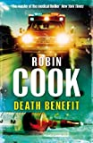 Death Benefit by Robin Cook front cover