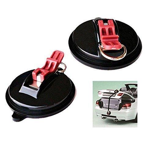 (New Anchor Plus Easy Car Van Truck Super Suction Anchors Suction Cups 2 PCS)