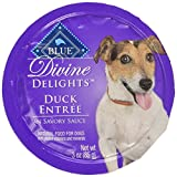 Blue Buffalo BLUE Divine Delights Small Breed Duck Formula 3 oz, Pack of 12