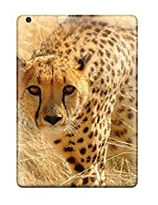 Defender Case For Ipad Air, Cheetah Pattern