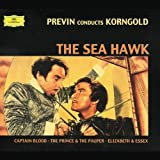Korngold: The Sea Hawk / The Private Lives of Elizabeth and Essex / Captain Blood / The Prince and the Pauper (2002-08-02)