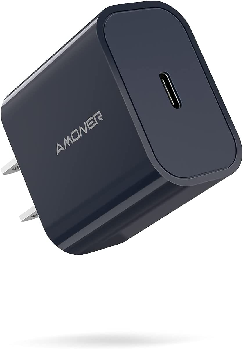 Amoner 20W PD iPhone 12 Charger $7.64 Coupon