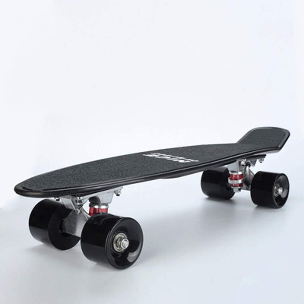卸し売り購入 ティーンエイジャー大人の子供スケートボードの男の子と女の子大人の初心者のスケートボード4つの丸い小さな魚のプレート短いボード (色 whirlwind : : チェリー色) B07KWWLV82 B07KWWLV82 Black whirlwind Black whirlwind, ショッピング-イタリアーナ:c1cacf0e --- a0267596.xsph.ru