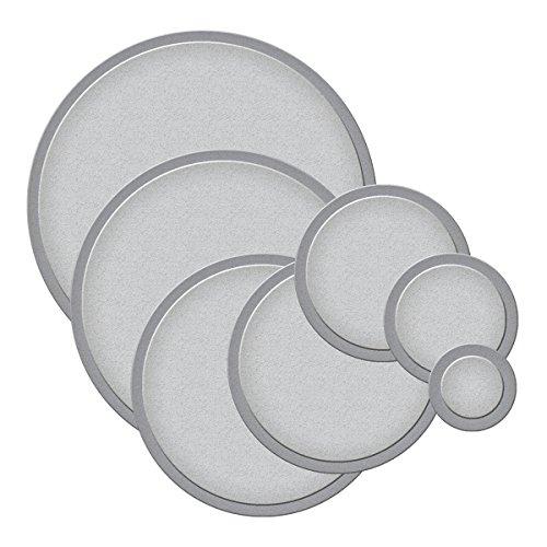 Spellbinders S4-114 Nestabilities Large Standard Circles DieTemplate