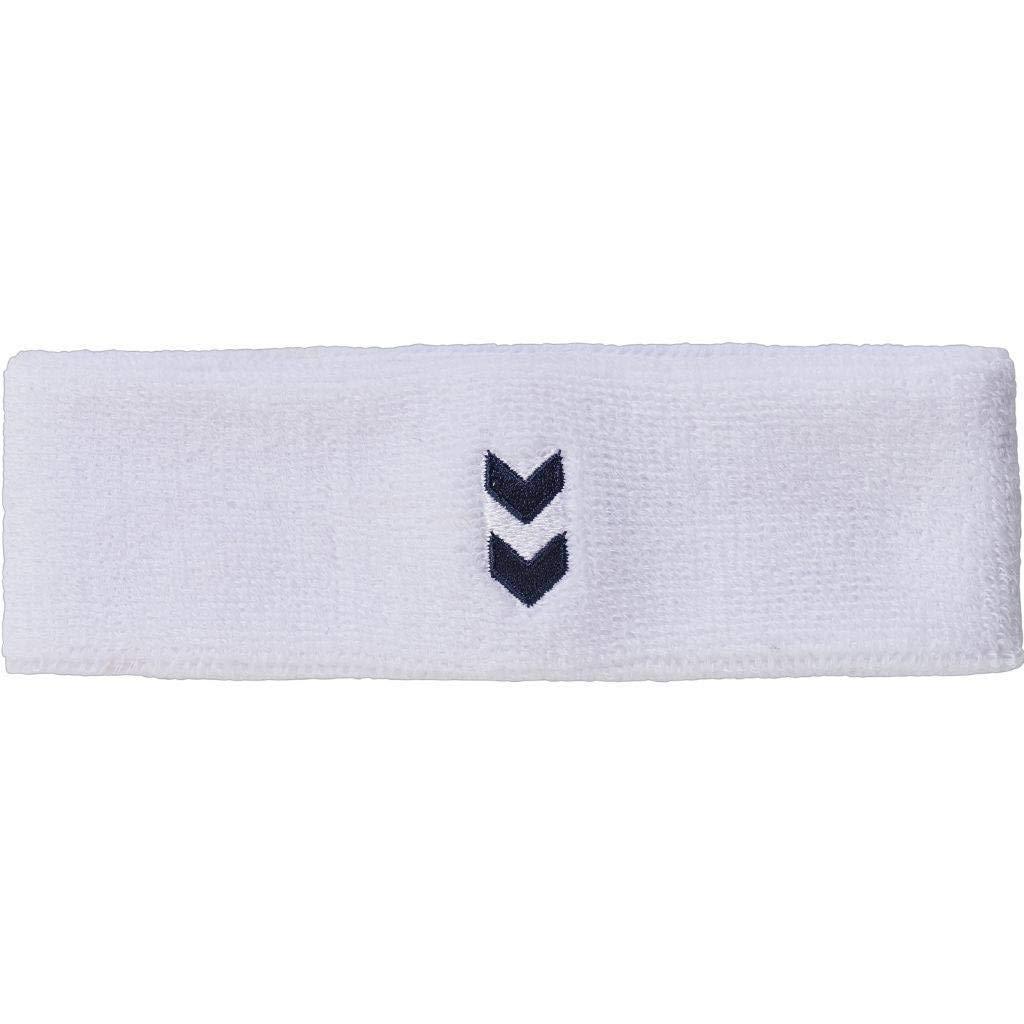 white Hummel Hummel Court Trophy Headband Stirnb/änder//Sonnenbl.//Masken-Herren